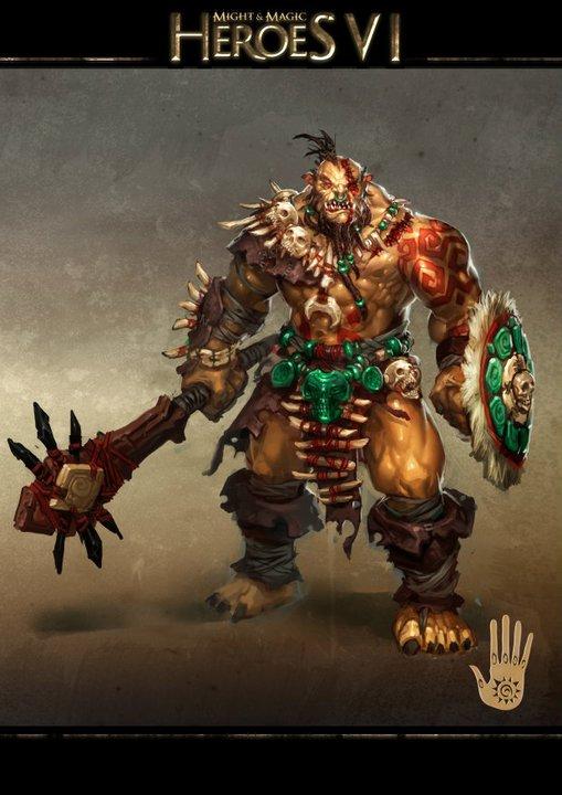 Warrior Concept Art